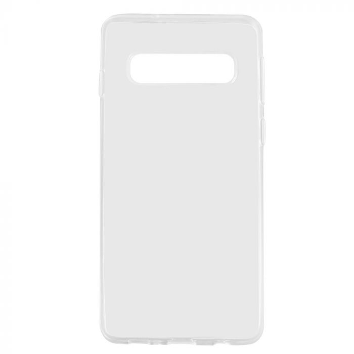 Husa Samsung Galaxy S10 G973 Lemontti Silicon Transparent
