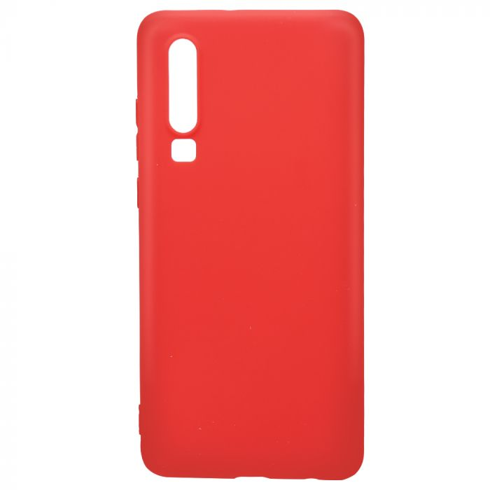 Husa Huawei P30 Just Must Silicon Candy Red