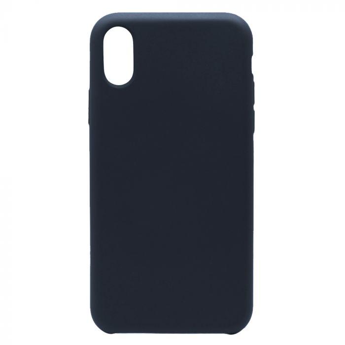Carcasa iPhone XS / X Lemontti Aqua Royal Blue