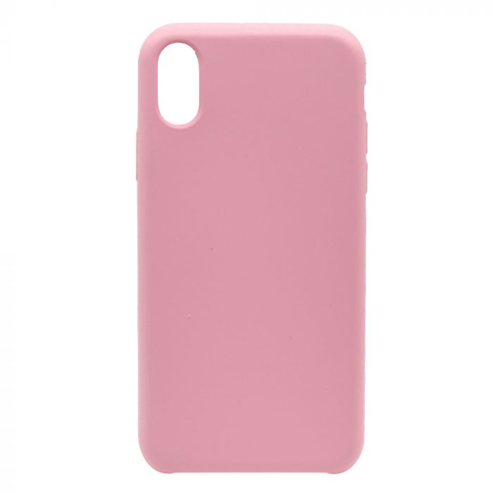 Carcasa iPhone XR Lemontti Aqua Rose Pink