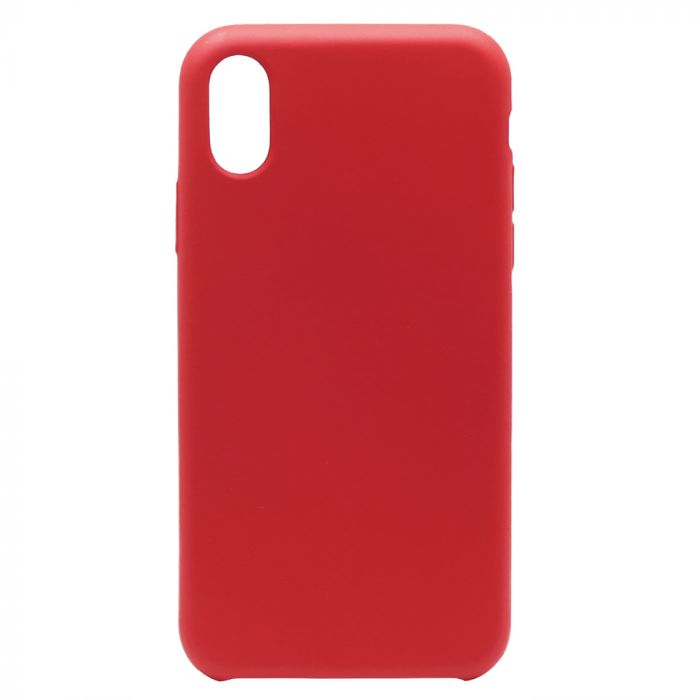 Carcasa iPhone XS Max Lemontti Aqua Red