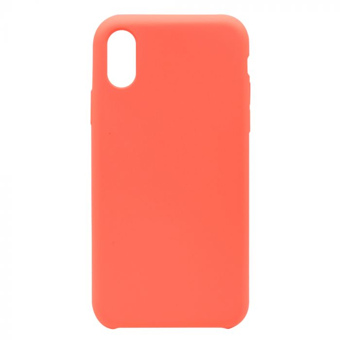 Carcasa iPhone XS Max Lemontti Aqua Peach Pink