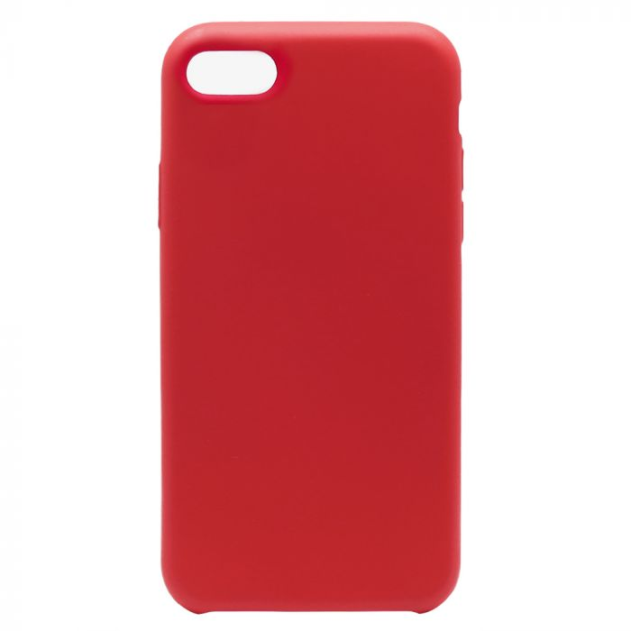 Carcasa iPhone SE 2020 / 8 / 7 Lemontti Aqua Red