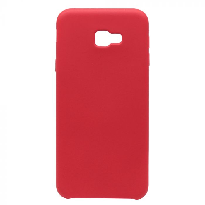 Carcasa Samsung Galaxy J4 Plus Lemontti Aqua Red