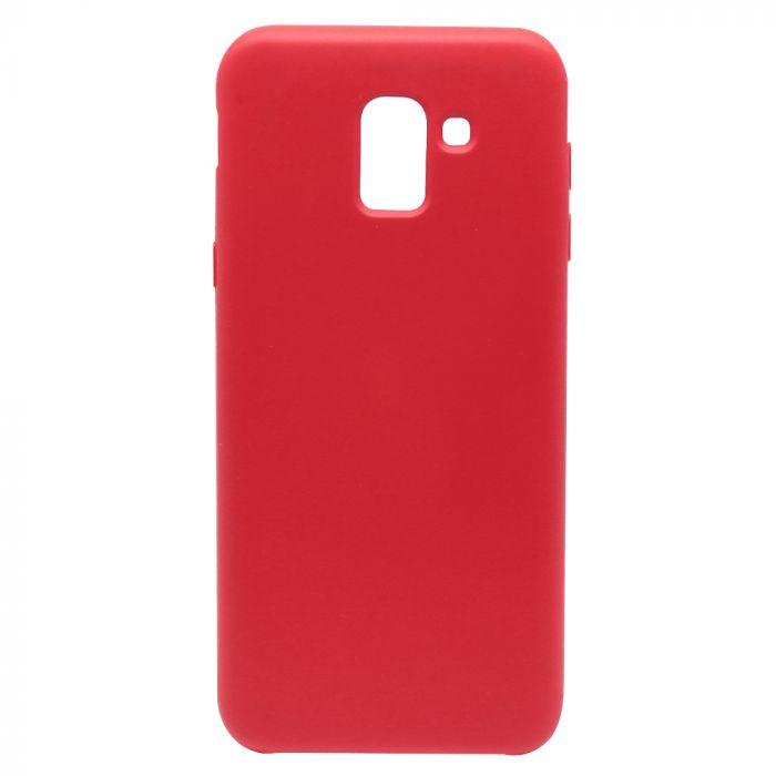 Carcasa Samsung Galaxy J6 (2018) Lemontti Aqua Red