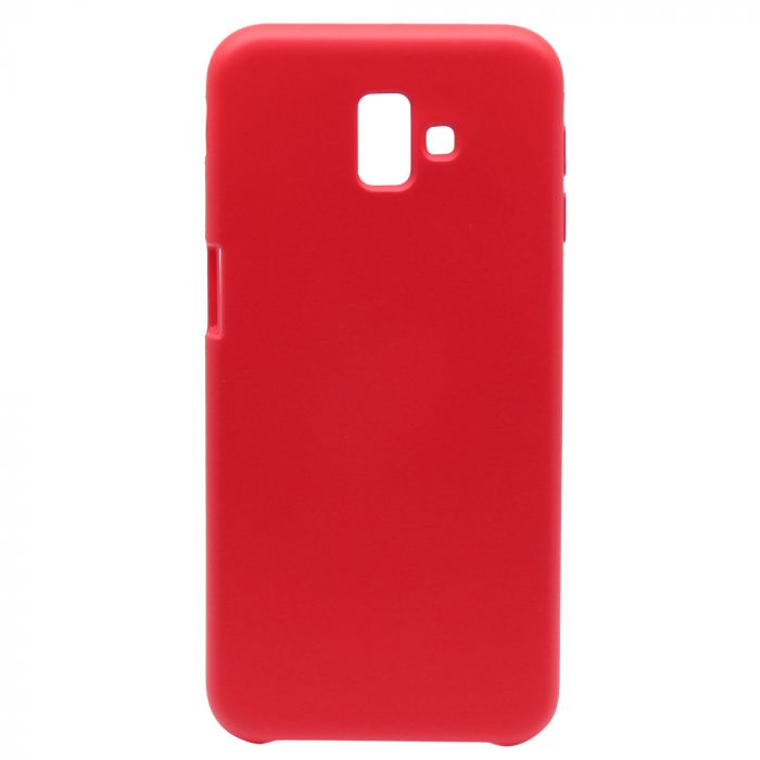Carcasa Samsung Galaxy J6 Plus Lemontti Aqua Red