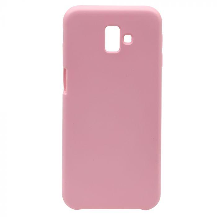 Carcasa Samsung Galaxy J6 Plus Lemontti Aqua Rose Pink