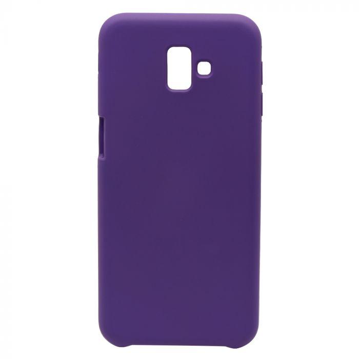 Carcasa Samsung Galaxy J6 Plus Lemontti Aqua Dark Purple