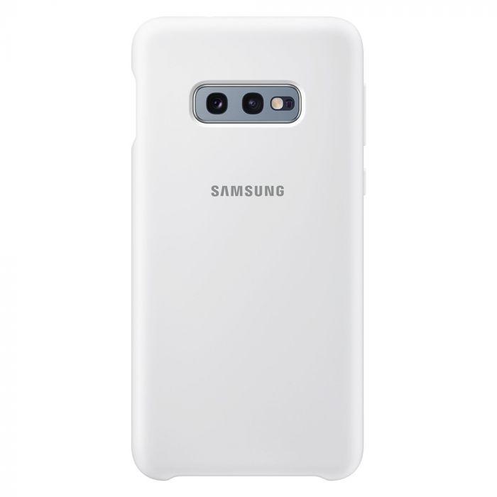 Husa Samsung Galaxy S10e G970 Samsung Silicone Cover White
