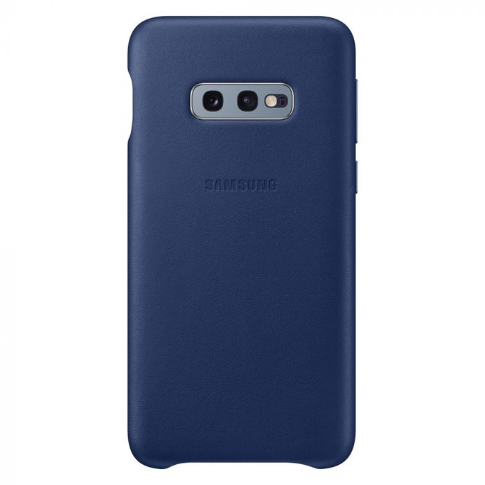 Carcasa Samsung Galaxy S10e G970 Samsung Leather Cover Navy