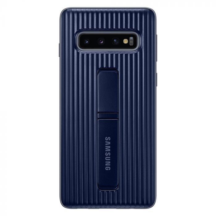Carcasa Samsung Galaxy S10 G973 Protective Standing Blue