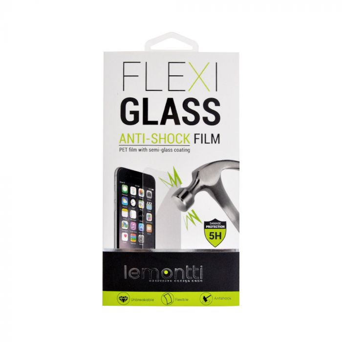 Folie Huawei P Smart (2019) Lemontti Flexi-Glass