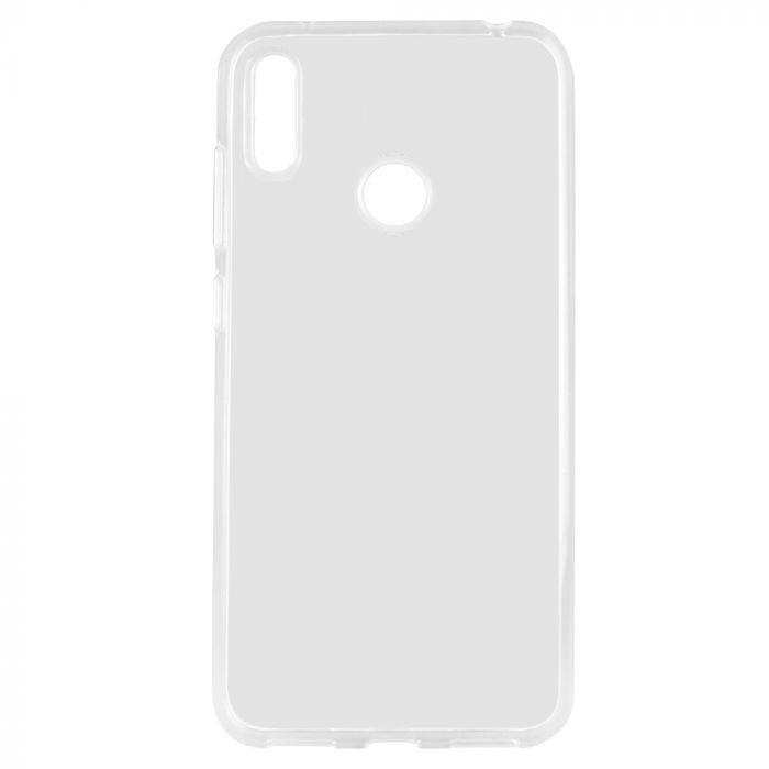 Husa Huawei Y7 2019 Lemontti Silicon Transparent