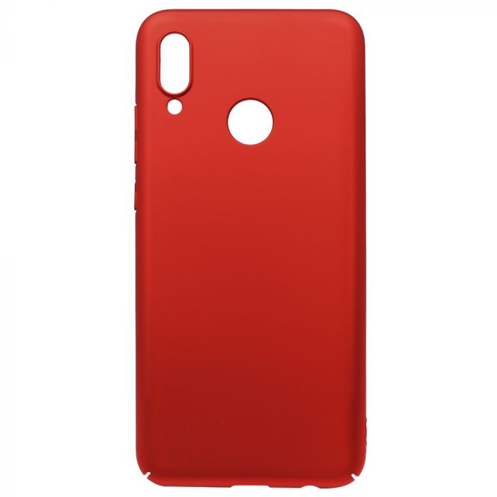Carcasa Huawei P Smart (2019) Just Must Uvo Red
