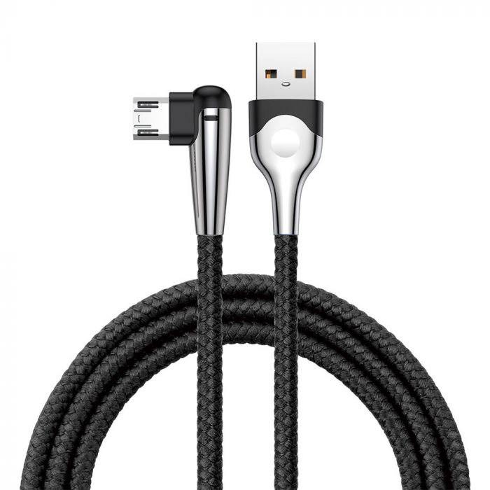 Cablu MicroUSB Baseus MVP Game USB Black