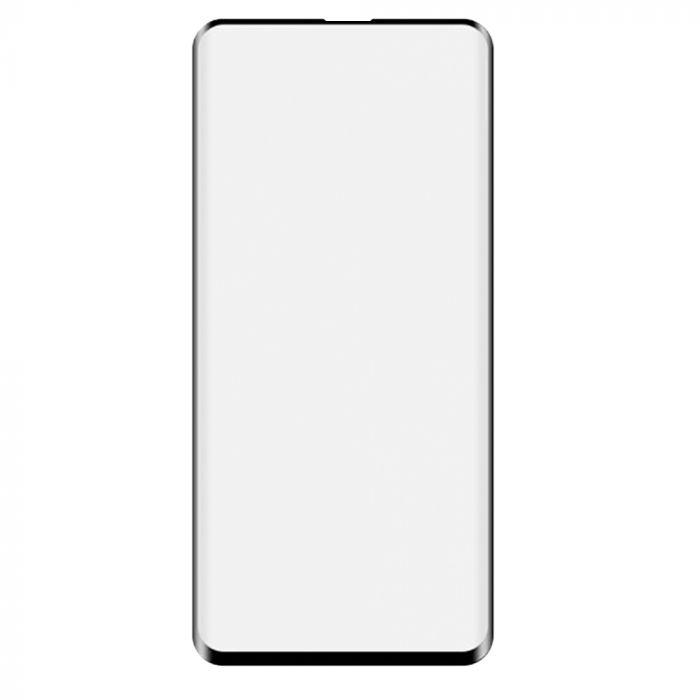 Folie Samsung Galaxy S10e G970 Lemontti Sticla Full Fit Black