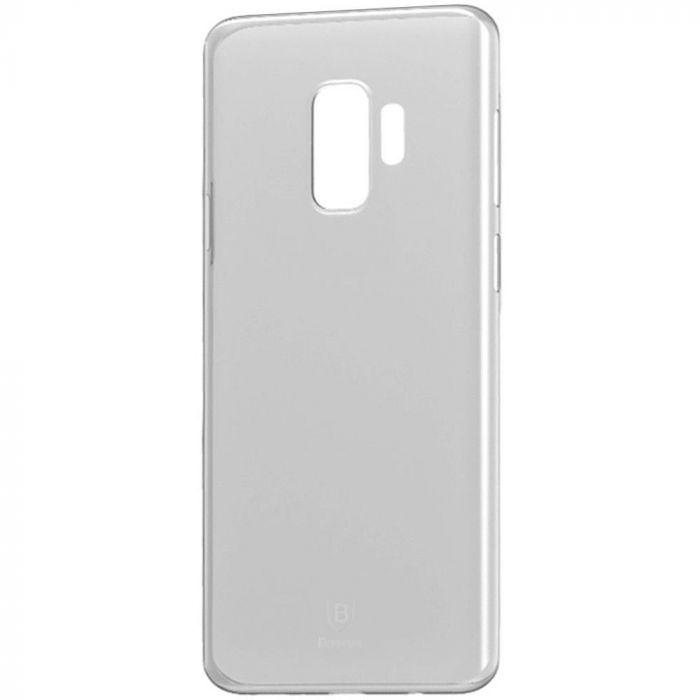 Carcasa Samsung Galaxy S9 Plus G965 Baseus Wing Transparent