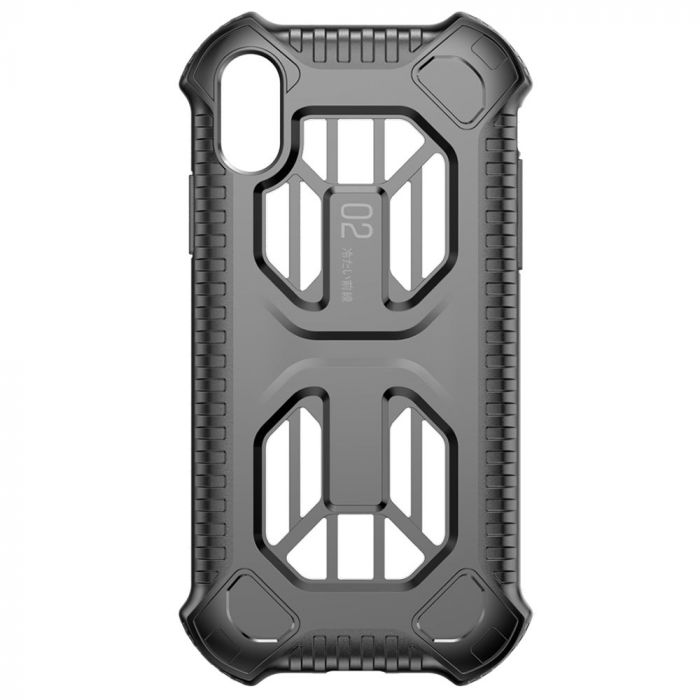 Carcasa iPhone X / XS Baseus Cooling Black