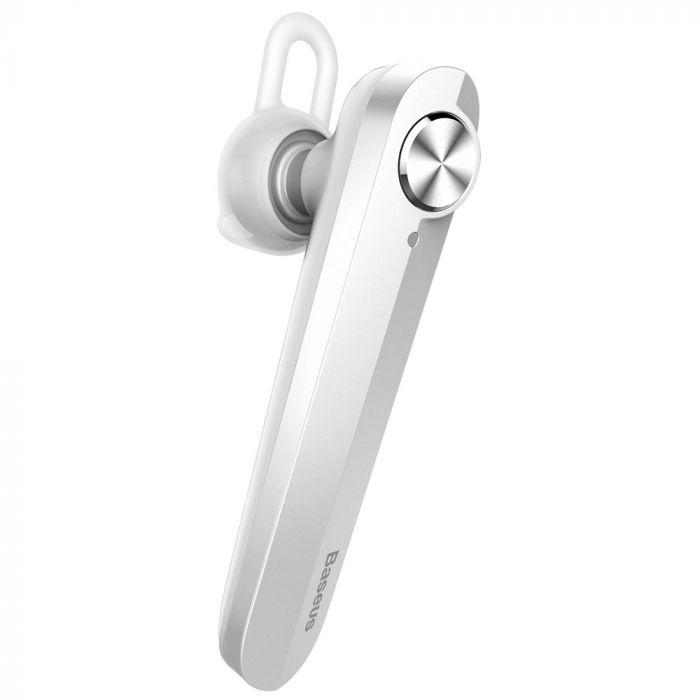 Casca Bluetooth Baseus A01 White
