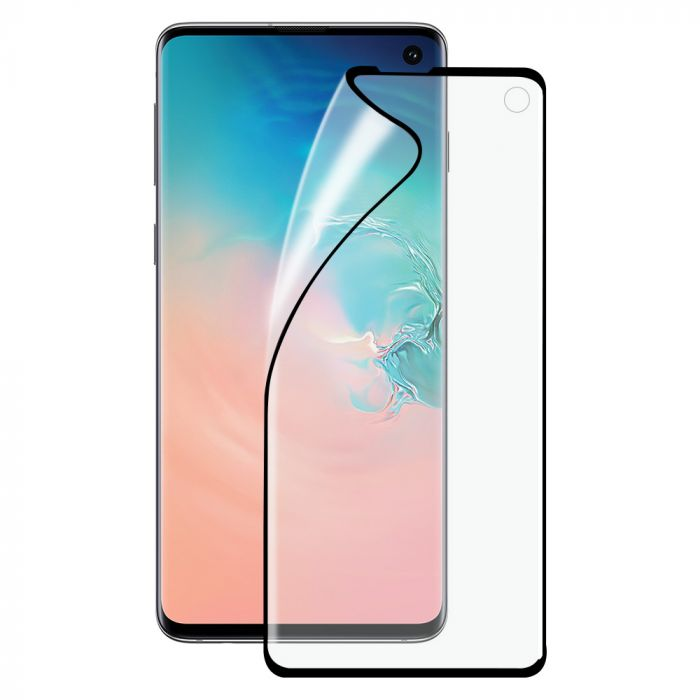 Folie Samsung Galaxy S10 G973 Devia Explosion Proof Black