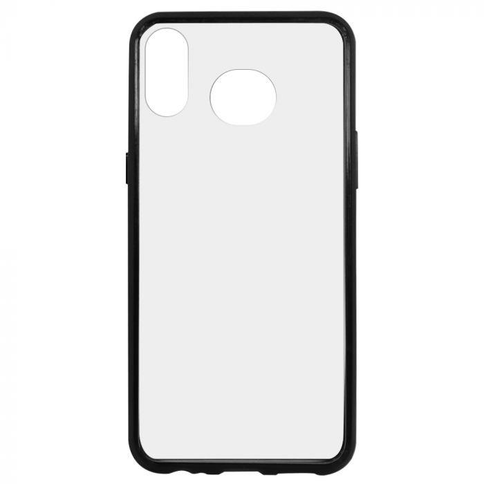 Carcasa Samsung Galaxy A6S Just Must Pure II Black