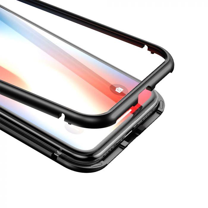 Carcasa iPhone XS Max Baseus Magnetite Black