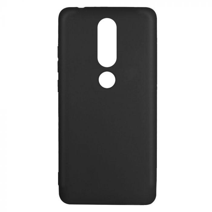 Husa Nokia 3.1 Plus (Nokia 3 Plus 2018) Just Must Silicon Candy Black