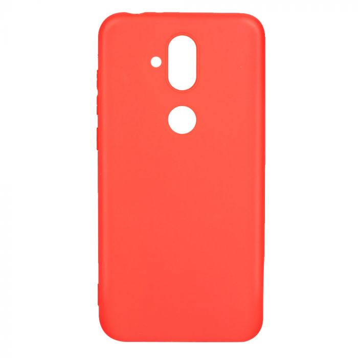 Husa Nokia 8.1 (Nokia X7) Just Must Silicon Candy Red