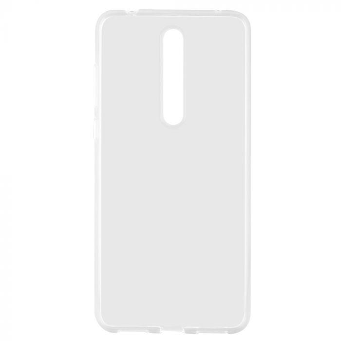 Husa Nokia 3.1 Plus (Nokia 3 Plus 2018) Lemontti Silicon Transparent