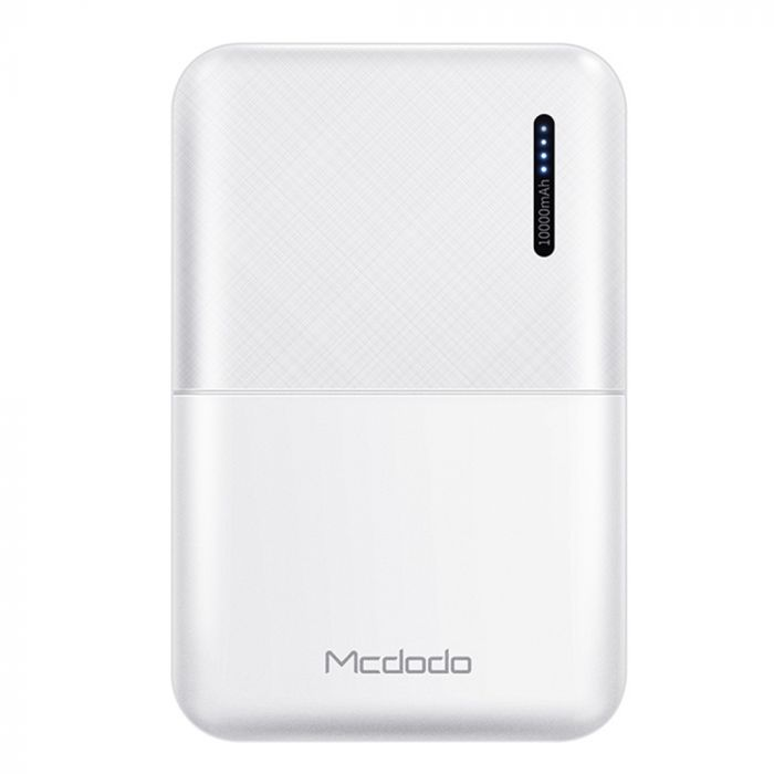 Power Bank Mcdodo Bunny Series Mini Size White 10.000 mAh
