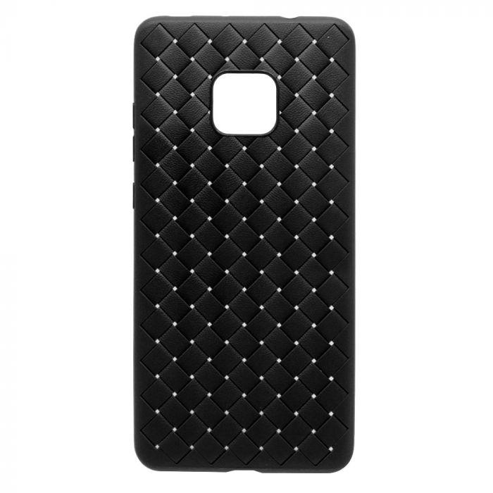 Carcasa Huawei Mate 20 Devia Woven Soft Black