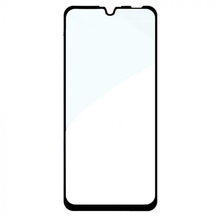 Folie Huawei P30 Lite Lemontti Sticla Full Fit Black