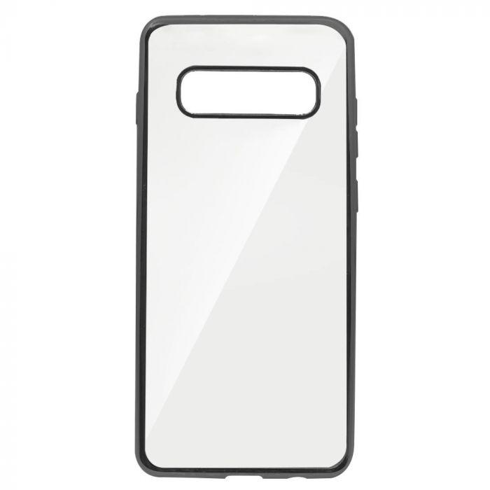 Husa Samsung Galaxy S10 G973 Just Must Silicon Mirror Black