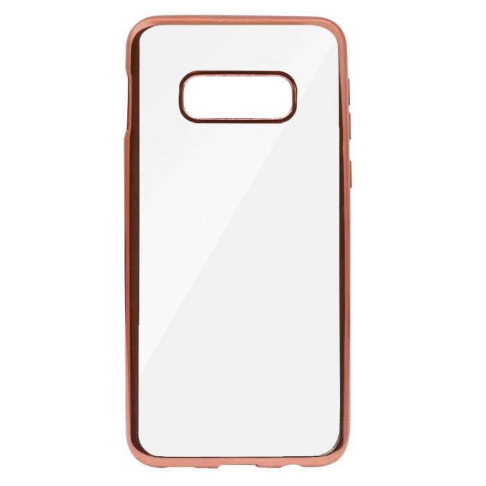 Husa Samsung Galaxy S10e G970 Just Must Silicon Mirror Rose Gold