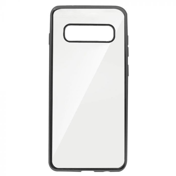 Husa Samsung Galaxy S10 Plus G975 Just Must Silicon Mirror Black