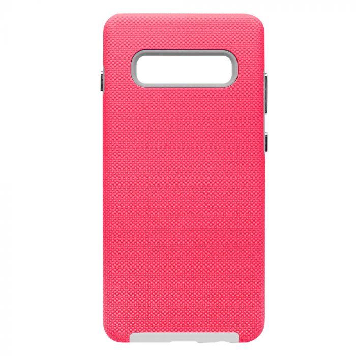 Carcasa Samsung Galaxy S10 Plus G975 Devia KimKong Pink