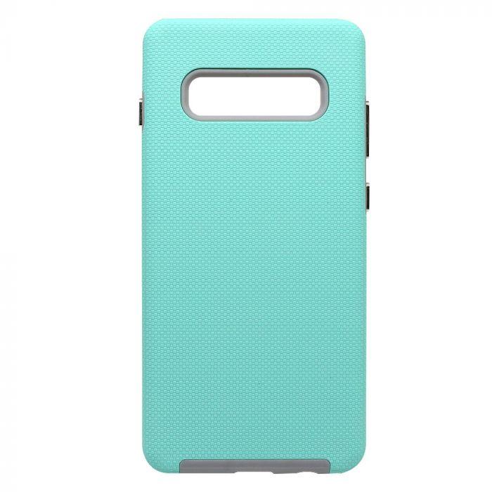 Carcasa Samsung Galaxy S10 Plus G975 Devia KimKong Green
