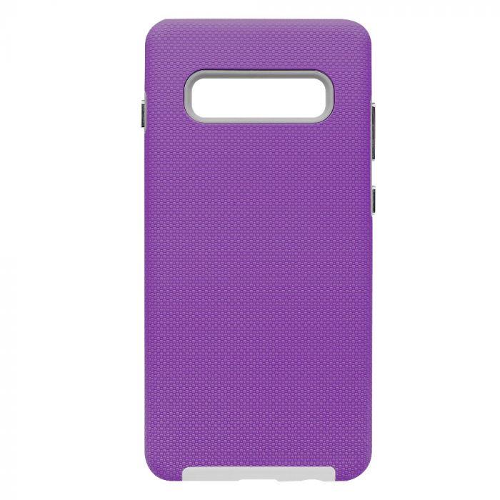 Carcasa Samsung Galaxy S10 Plus G975 Devia KimKong Purple