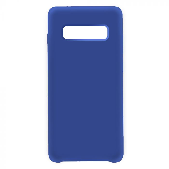 Husa Samsung Galaxy S10 Plus G975 Devia Silicon Nature Series II Blue