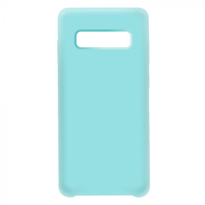 Husa Samsung Galaxy S10 Plus G975 Devia Silicon Nature Series II Green