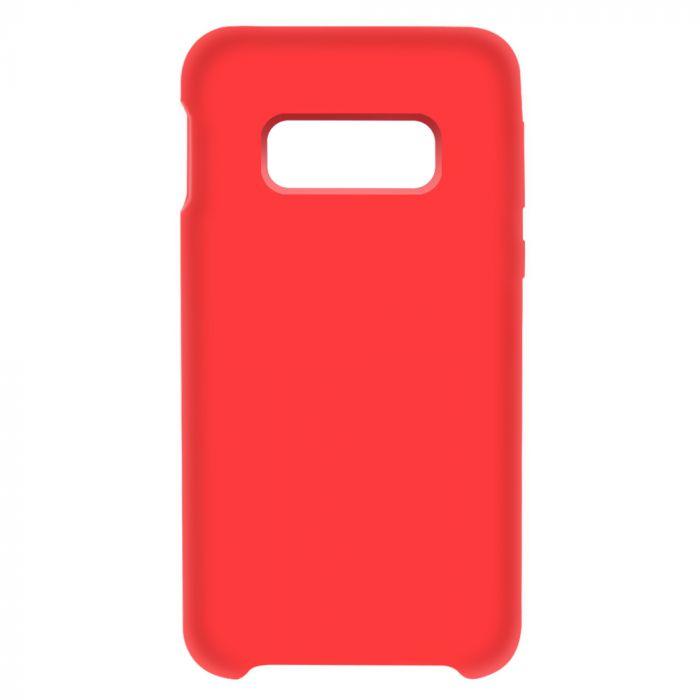 Husa Samsung Galaxy S10e G970 Devia Silicon Nature Series II Red