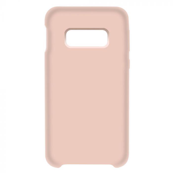Husa Samsung Galaxy S10e G970 Devia Silicon Nature Series II Pink