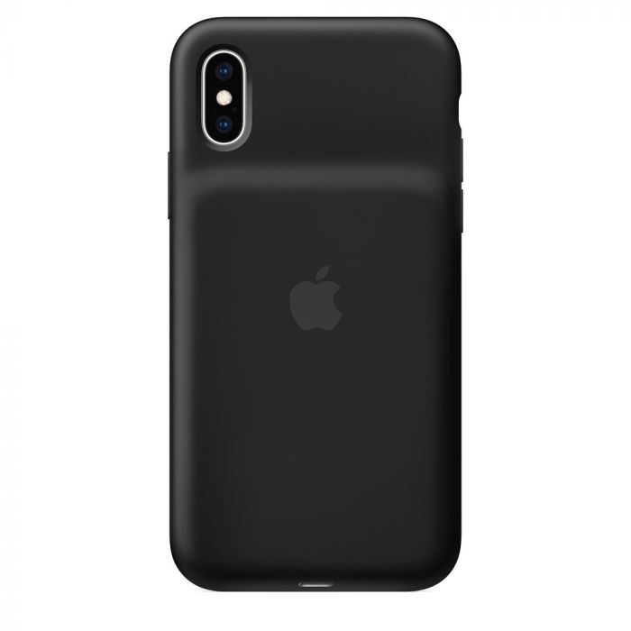 Husa iPhone XS Apple Smart Battery Black