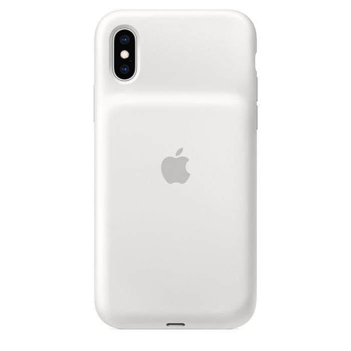 Carcasa iPhone XS Apple Smart Battery White