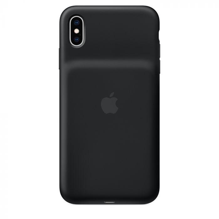 Husa iPhone XS Max Apple Smart Battery Black