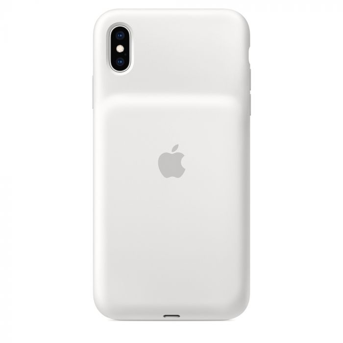 Carcasa iPhone XS Max Apple Smart Battery White