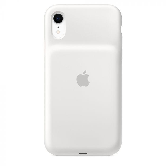 Husa iPhone XR Apple Smart Battery White