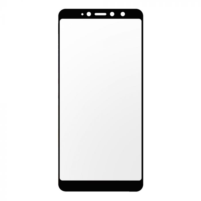 Folie Xiaomi Redmi S2 (Redmi Y2) Lemontti Sticla Full Fit Black