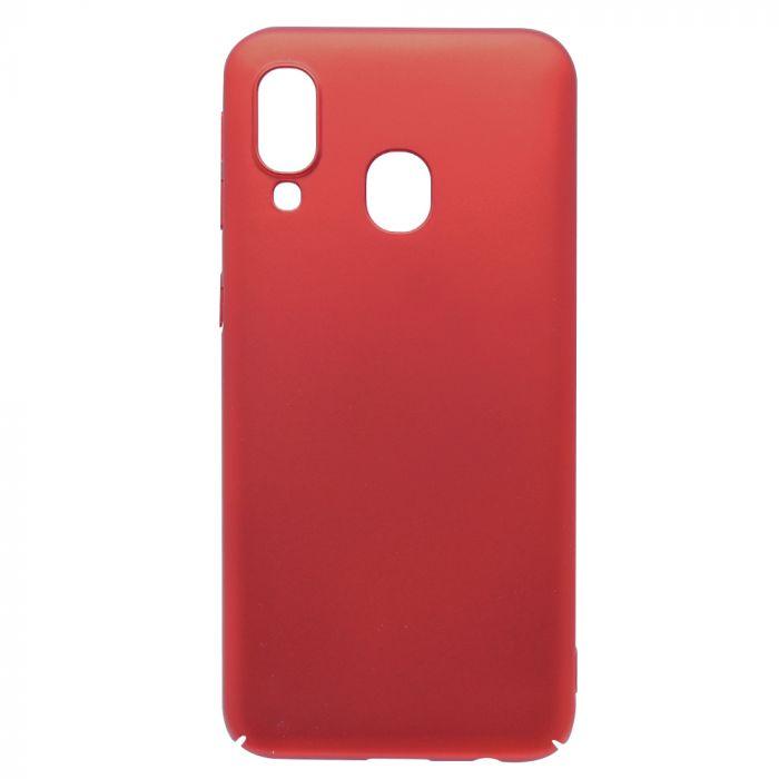 Carcasa Samsung Galaxy A20e Just Must Uvo Red