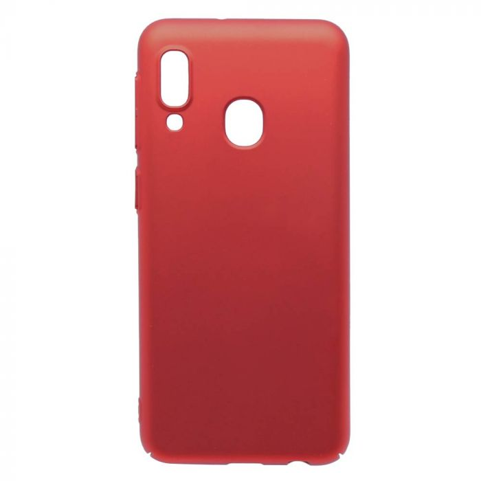 Carcasa Samsung Galaxy A40 Just Must Uvo Red